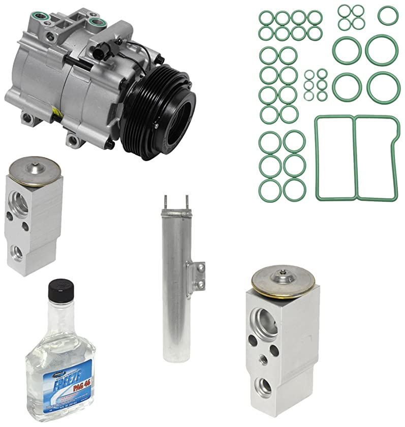 Universal Air Conditioner KT 2140 A/C Compressor and Component Kit