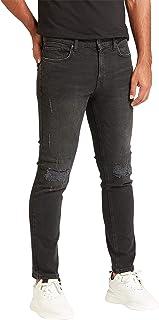 Lee Cooper Men 3203306 SLIM PR Trousers