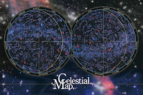 alta calidad y envío rápido 1000 Pisuji Atlas all-sky all-sky all-sky star chart 11-351 gurus  Puzzle Aim (japan import) by Epoch  descuento de ventas