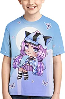 Sponsored Ad - GIPHOJO Kids Shirts Unisex T-Shirt Boy Top Girl Tee Child Youth Teen Clothing
