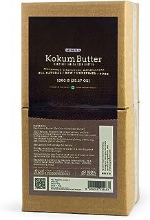 Keynote Kokum Butter (Natural, Raw, Unrefined & Non-Deodorized) 1 kg