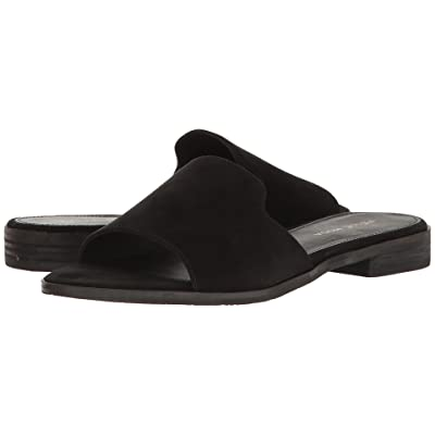 Pelle Moda Hailey (Black Suede) Women