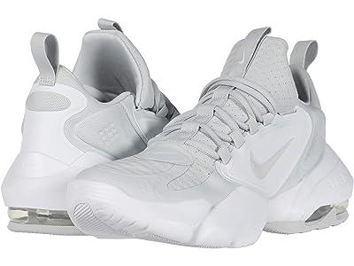Nike Air Max Alpha Savage (Pure Platinum/Pure Platinum/White) Men
