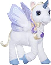 furReal StarLily, My Magical Unicorn Interactive Plush Pet Toy, Light-up Horn, Ages 4 and..