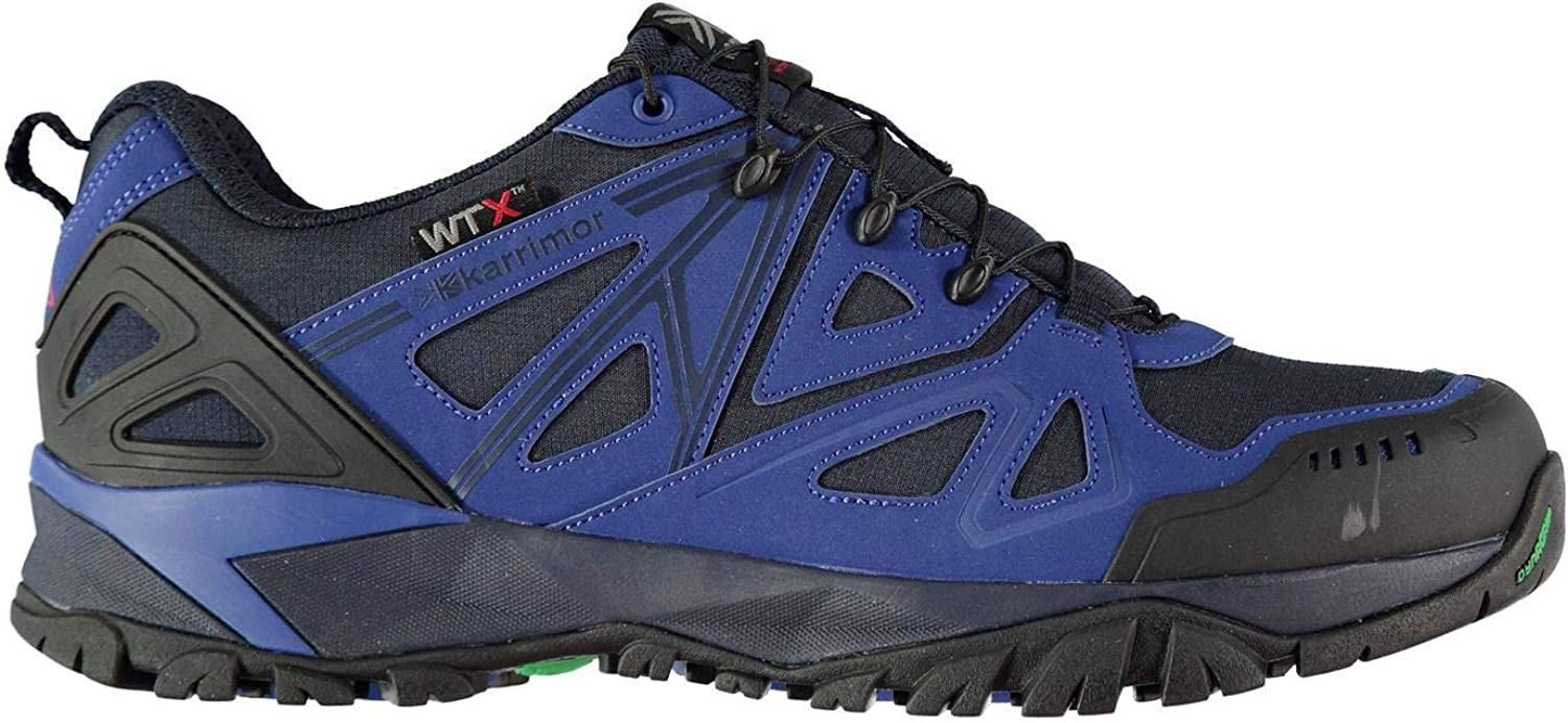 Official Karrimor Surge WTX Walking shoes Mens Hiking Footwear Boots
