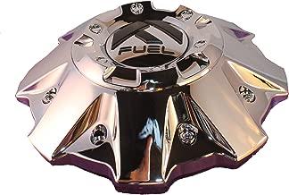 Fuel Wheels Custom Center Cap Chrome (Set of 1) # CAP M-542-2 1001-63 CAP M-447 ST-MQ804-150