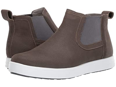 TRAQ by Alegria Sliq (Grey Nubuck) Men