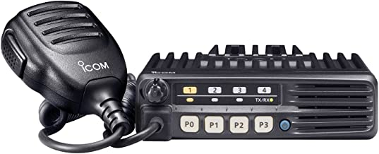 Icom IC-F6011 UHF 400-470MHz 50W 8 CHANNELS Mobile Radio