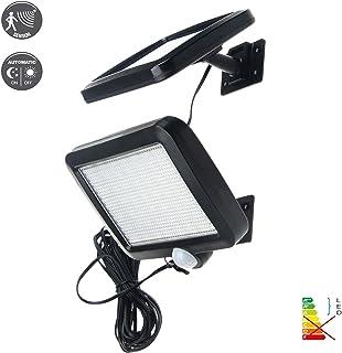 Giardino ad energia solare sicurezza esterna luce 36 LED PIR Sensore di movimento lyyt