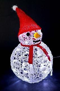LED Projektor 3er Set Tannenbaum Schneemann Weihnachtsmann Außenanwendung IP44