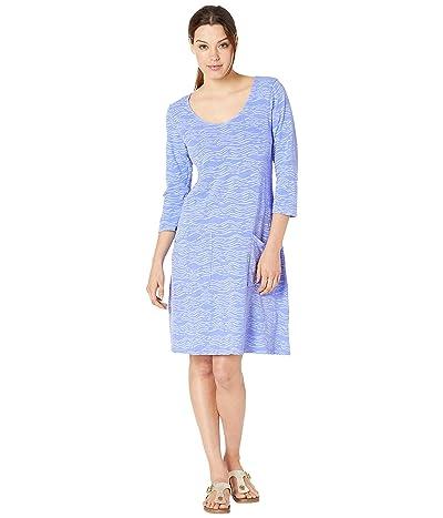 Fresh Produce Seashore Dalia Dress (Peri Blue) Women