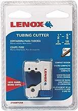 Lenox Tools Lenox 21008TC58 Copper Tubing Cutter 1/8