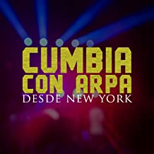 Cumbia Con Arpa: Desde New York Con Zacary, Pesadilla, Aniceto Molina, Sabor Kolombia