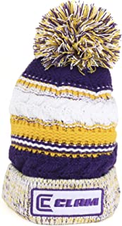 Clam Outdoors Ice Fishing POM Hat