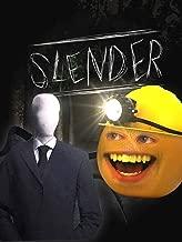Clip: Annoying Orange vs Slender