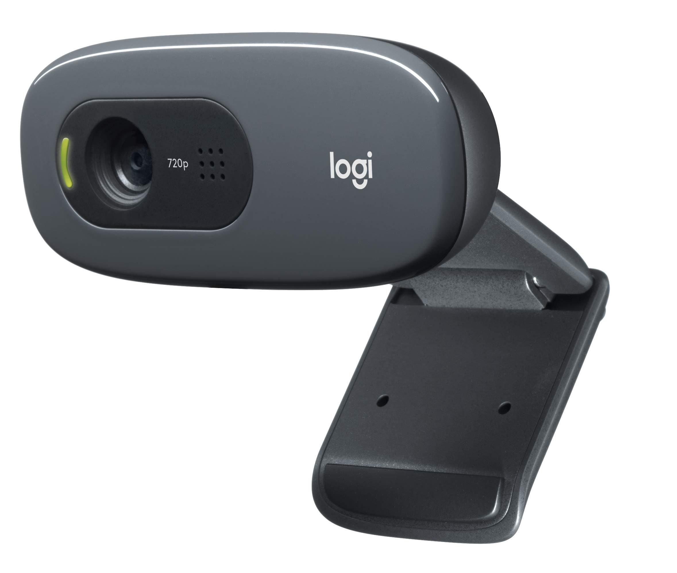 Logitech Desktop Widescreen Calling Recording
