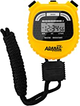 Marathon ADANAC 3000 Digital Stopwatch Timer, Water Resistant, Acrylic Lens for Easy..