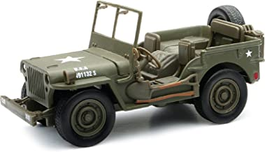 New Ray Classic Armour Willys Jeep - 1:32 Scale