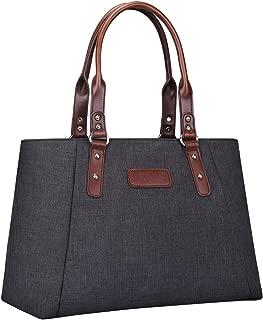 S-ZONE Women Handbags Lightweight Large Work Tote Bag Casual Shoulder Purse