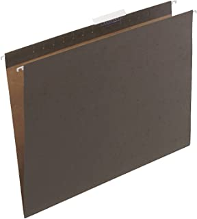 Safco Products Hanging File Folders, Green