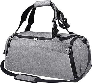 Amazon Com Mens Gym Bag With Shoe Compartment