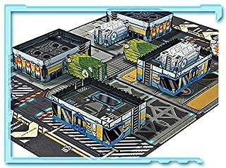 Moto.Tronica Scenery Pack Miniature Game Corvus Belli