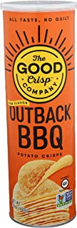 THE GOOD CRISP COMPANY Outback BBQ Potato Crisps, 5.6 OZ