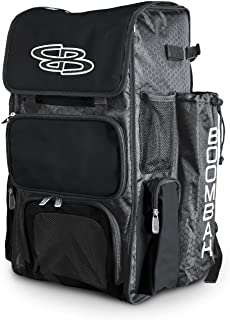 Boombah Superpack Bat Pack -Backpack Version (no Wheels) - Holds up to 4