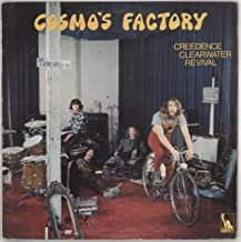 Cosmo's Factory - Textured Sleeve - VG
