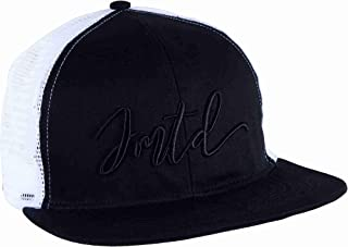 CELEB LOOK WH10 Splash Design Flat Peak Snap Back Baseball Cap Hat Holiday Beach Wear