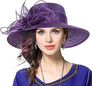Best purple derby hat Reviews