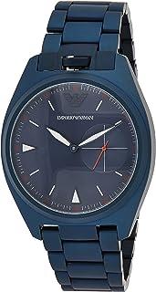 Emporio Armani Gents Wrist Watch, Blue, AR11309