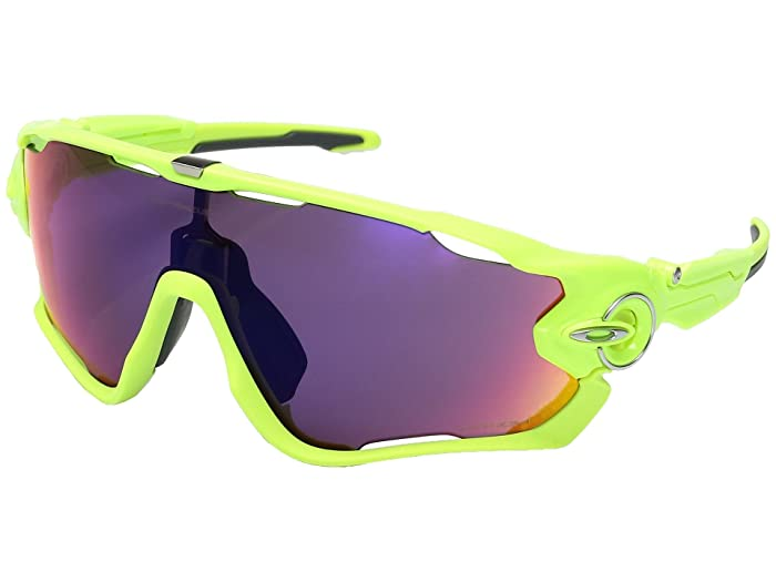 Oakley Jawbreaker (Retina Burn w/ Prizm Road) Sport Sunglasses