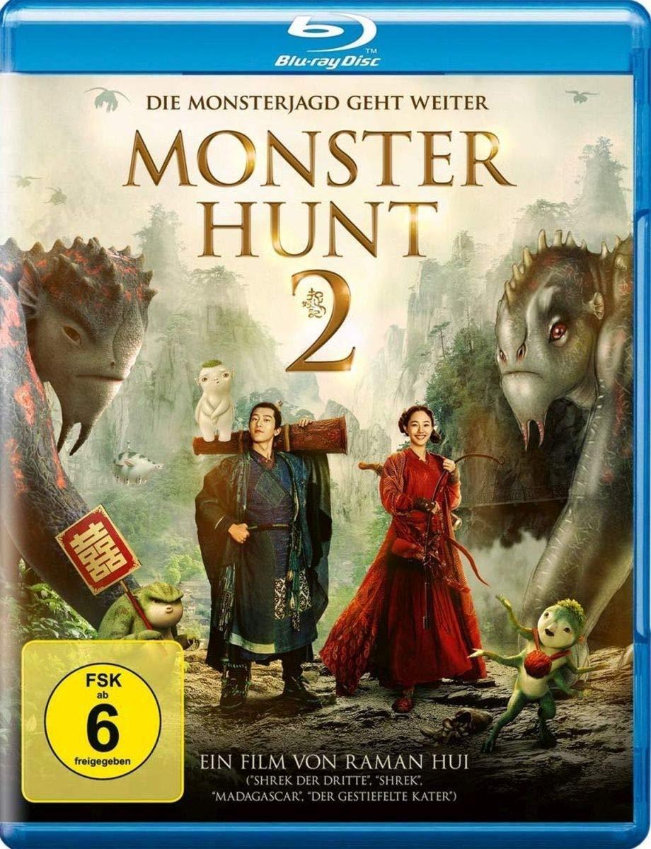 Monster Hunt 2 (2018) ORG Hindi Dual Audio 480p BluRay ESubs 400MB Download