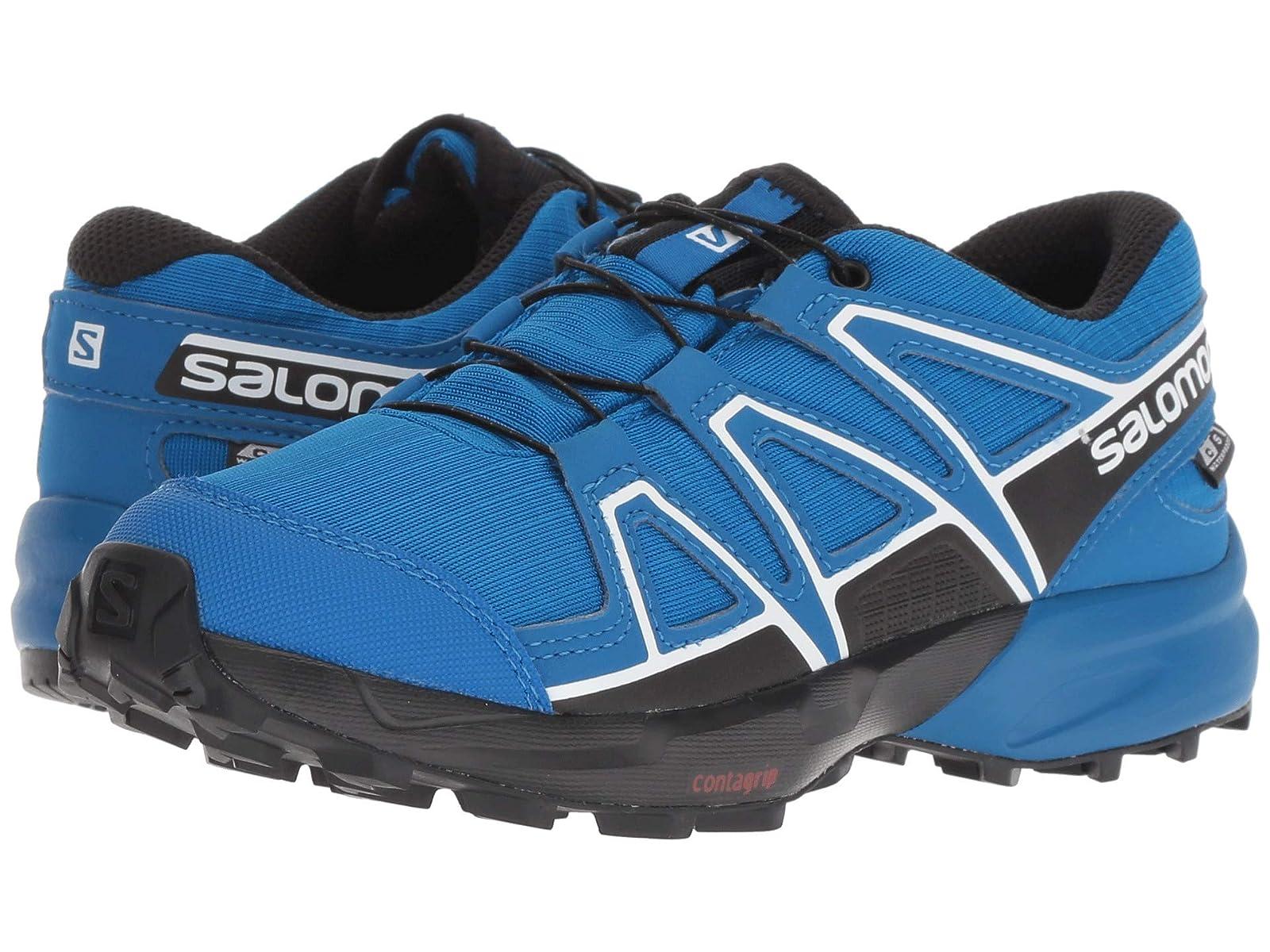 Salomon Kids Speedcross CSWP (Little Kid/Big Kid)Atmospheric grades have affordable shoes