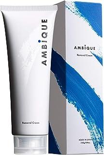 医薬部外品 メンズ vio対応 除毛クリーム 薬用 アンビーク 250g 低刺激 嫌なニオイが少ない 3月10日発売