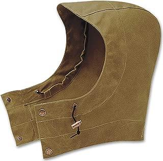 Filson Mens Tin Cloth Packer Hood (Tan) 10010