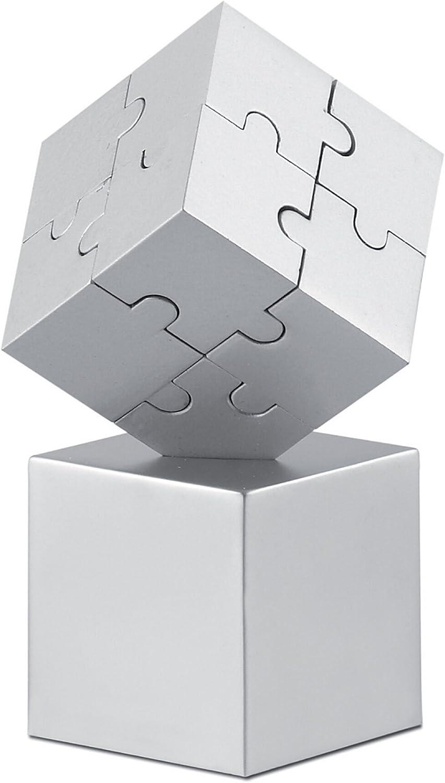 PromotionGift Metal 3D puzzle - matt argentoo