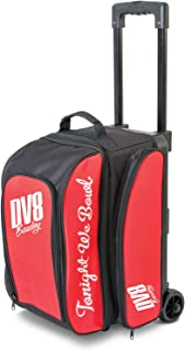 DV8 Freestyle Double Roller Bowling Bag