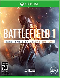 Electronic Arts Battlefield 1 Early Enlister Deluxe Edition Xbox One One Size Multi