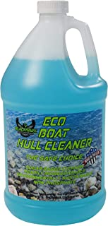 Blackhawk Lubricants Eco Boat Hull Cleaner Biodegradable Non-Phosphate Boat Stain Remover 1 US Gallon (1)
