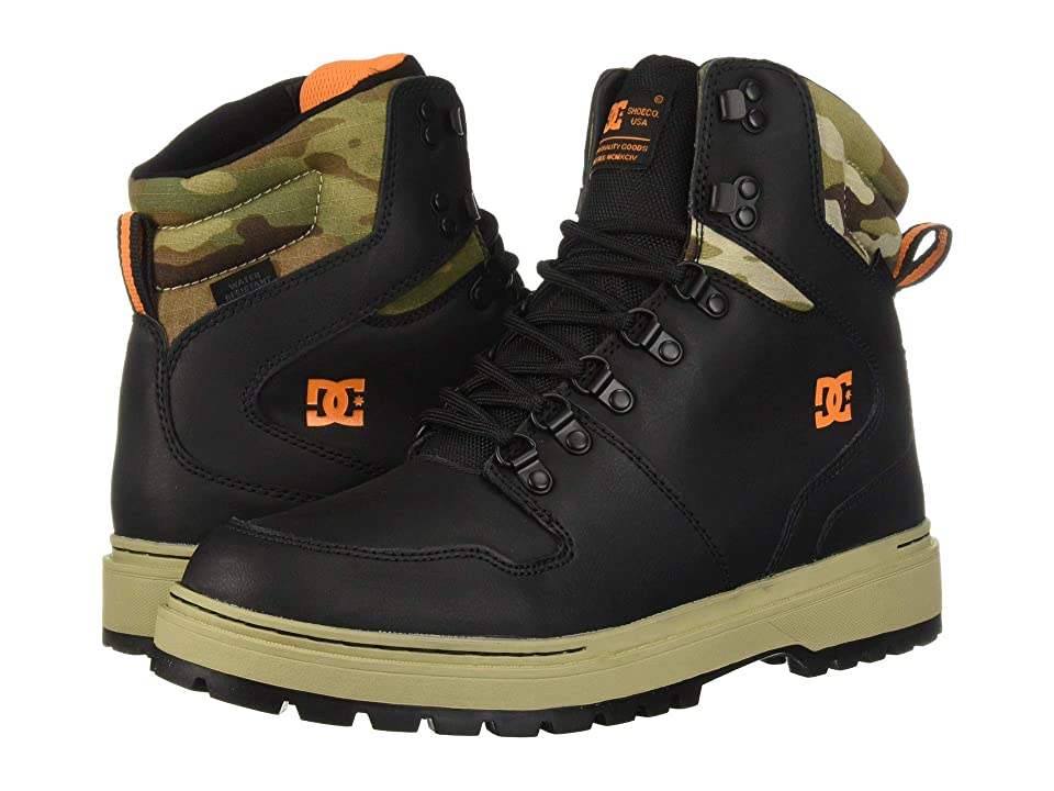 DC Peary TR (Black/Multi) Men