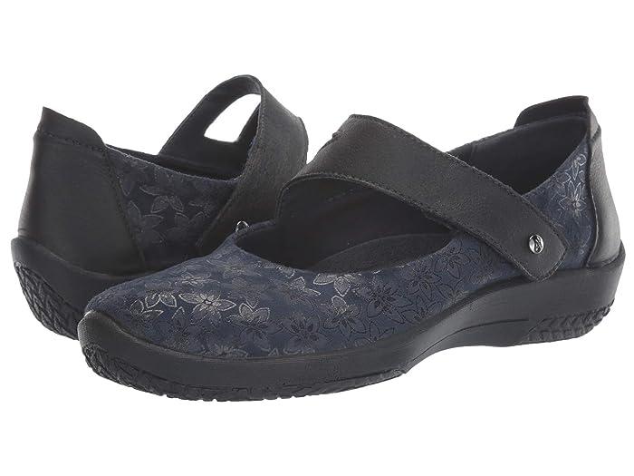 Arcopedico  Cosmo (Navy Agatha) Womens Shoes