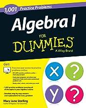 Algebra I: 1,001 Practice Problems For Dummies (+ Free Online Practice) PDF