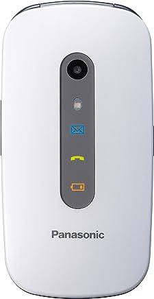 b5ef370d3f2 Panasonic TU456 - Teléfono móvil con Tapa (Pantalla Color TFT 2.4