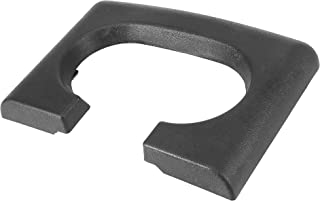 USNASLM Center Console Cup Holder Pad Replacement Black Gray Fit,for Ford F150 2004 2005 2006 2007 2009 2010 2012 2013 2014