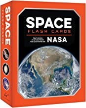 Chronicle Books Space Flash Cards: Featuring Photos from The Archives of NASA