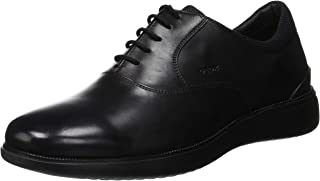 Geox U Winfred A Smooth Leather Mens Oxfords-Shoes U844CA