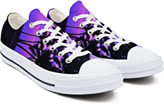 Trans Transgender Trans Nonbinary Pansexual Pan Flag Gay Pride LGBT Womens Low Top Lace Up Walking Shoes