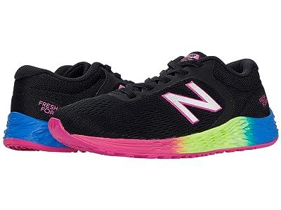 New Balance Kids Arishi v2 Bungee (Little Kid/Big Kid) Girls Shoes